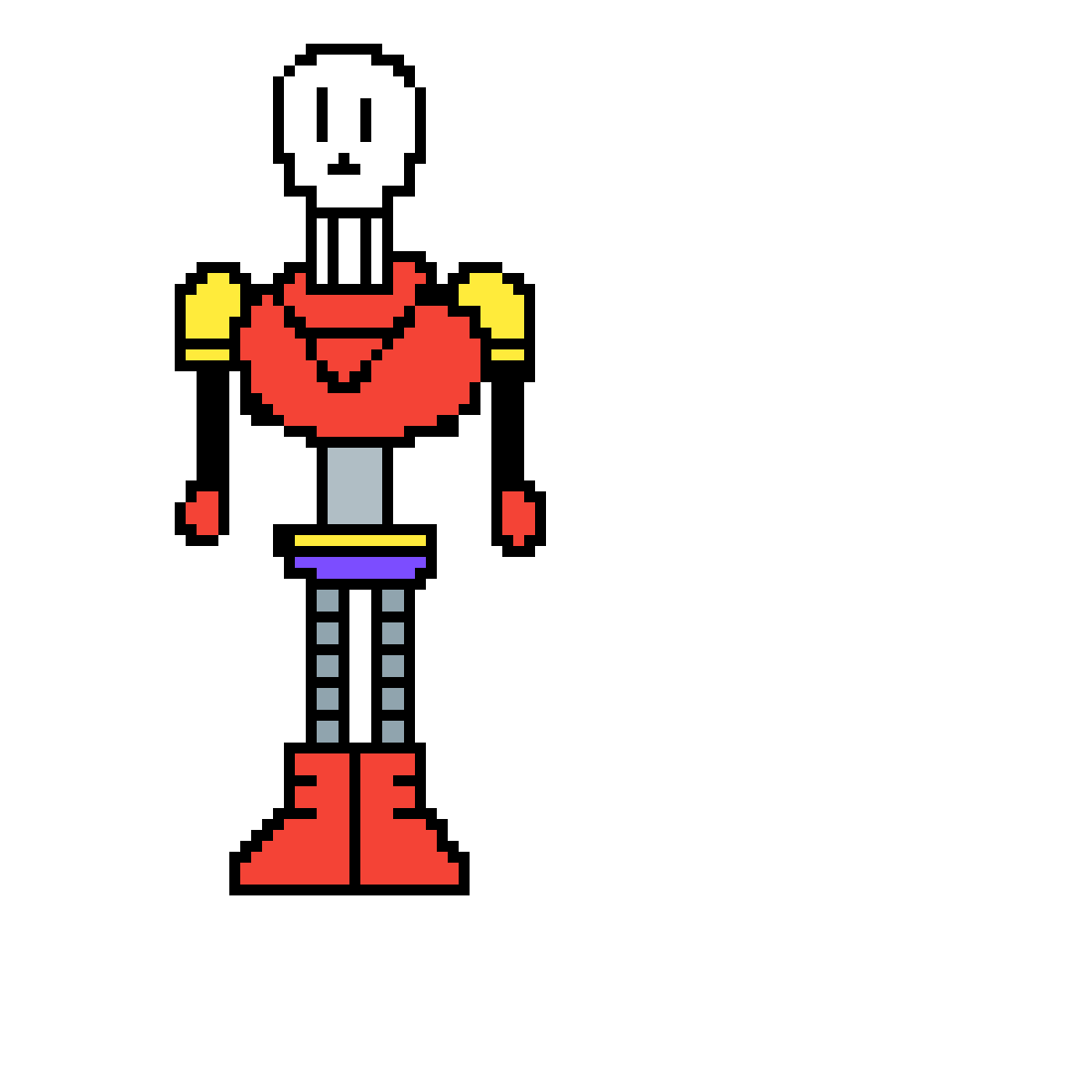 Overwritten Au Papyrus by oofing9206