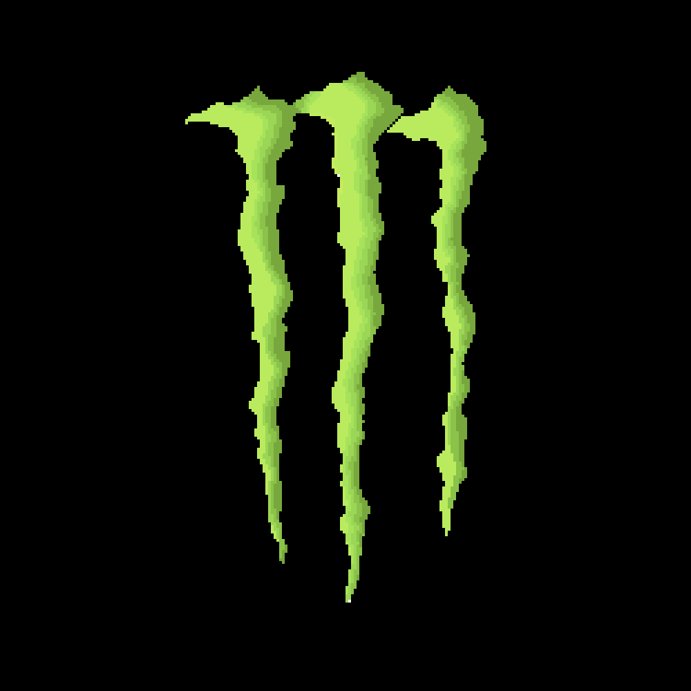 Monster Energy by Pixil4life