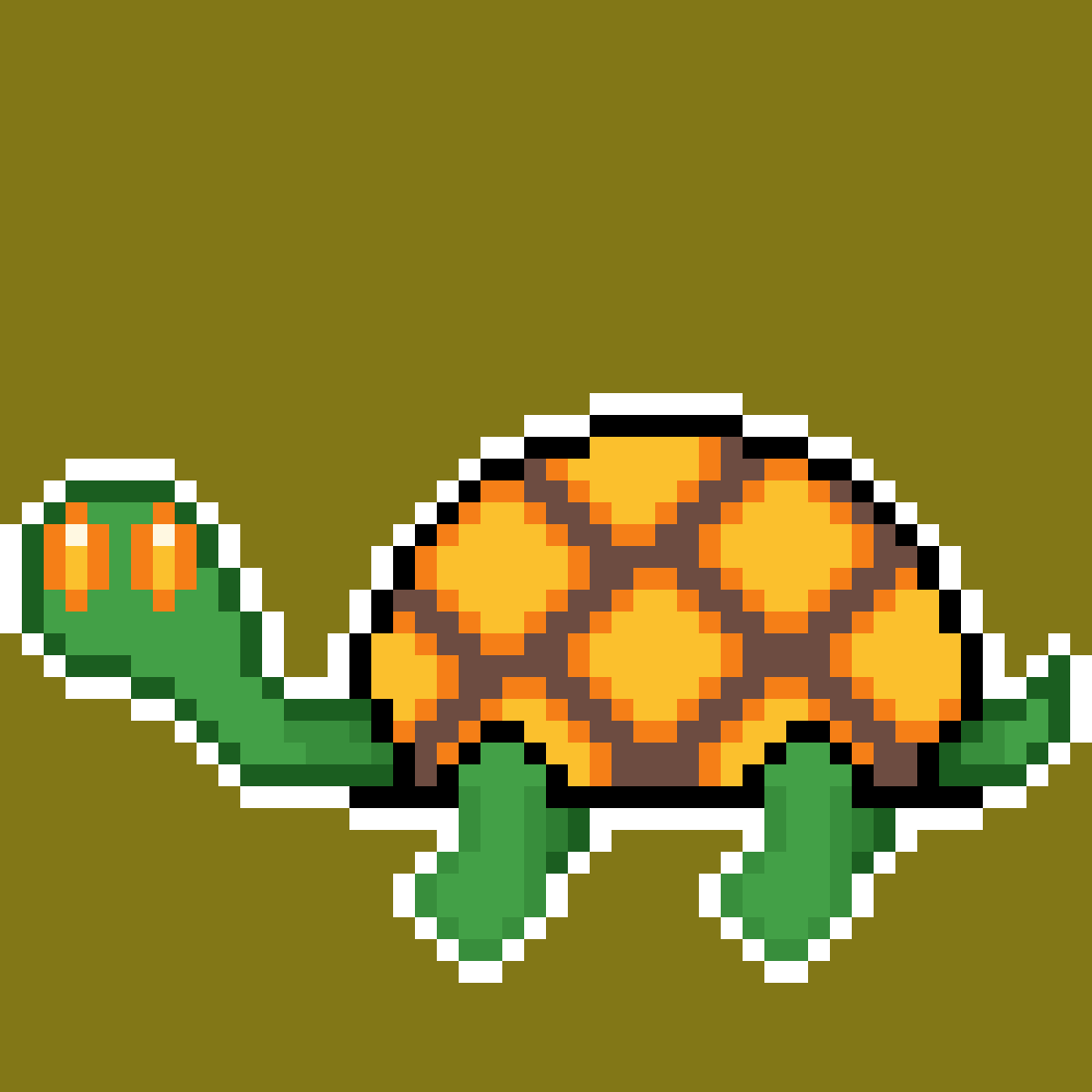 Turtle by WenWanTin