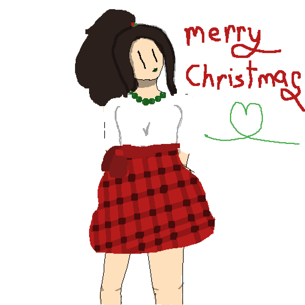 Merry Christmas Everyone! by Kokobean1850