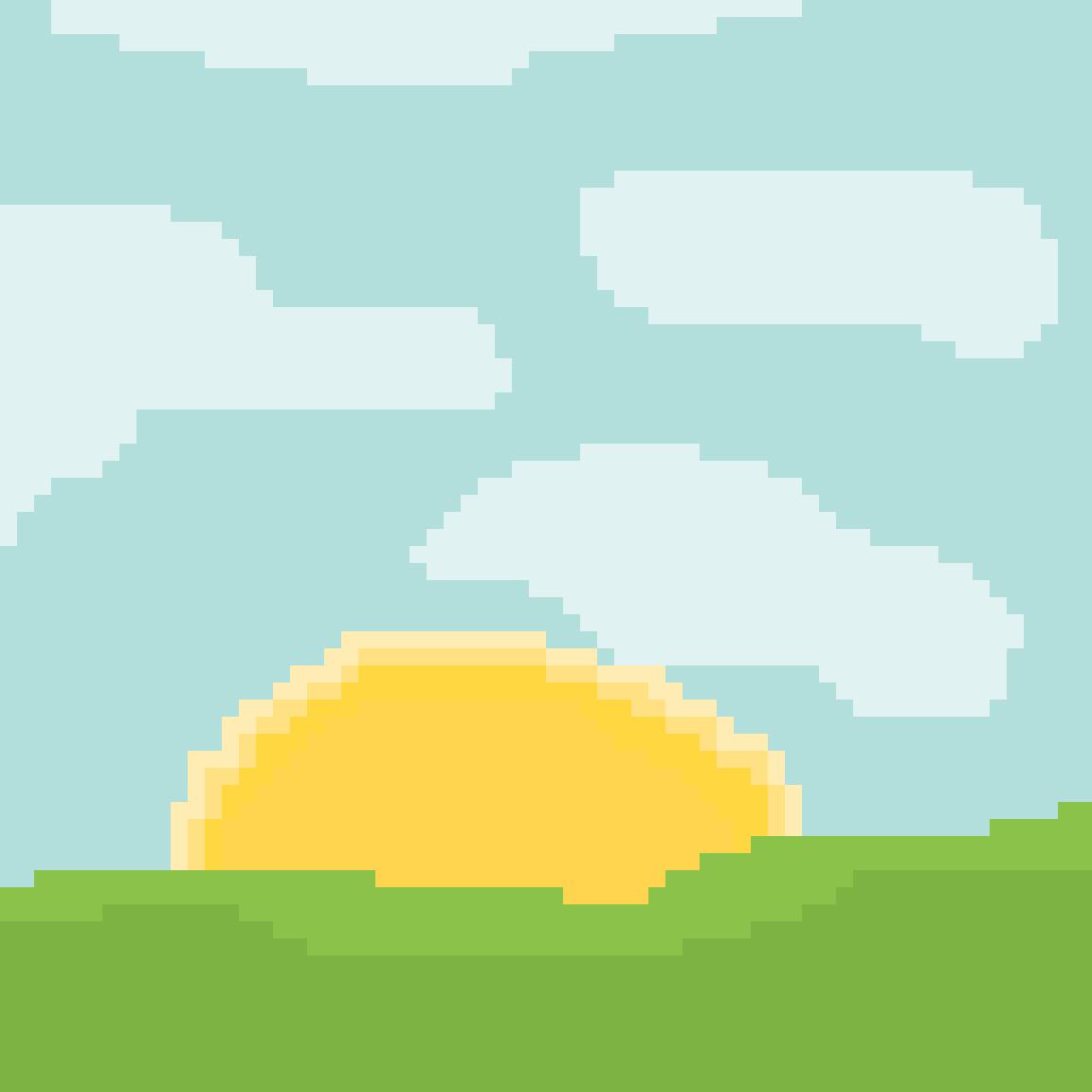 Sunrise by P-A-I-N