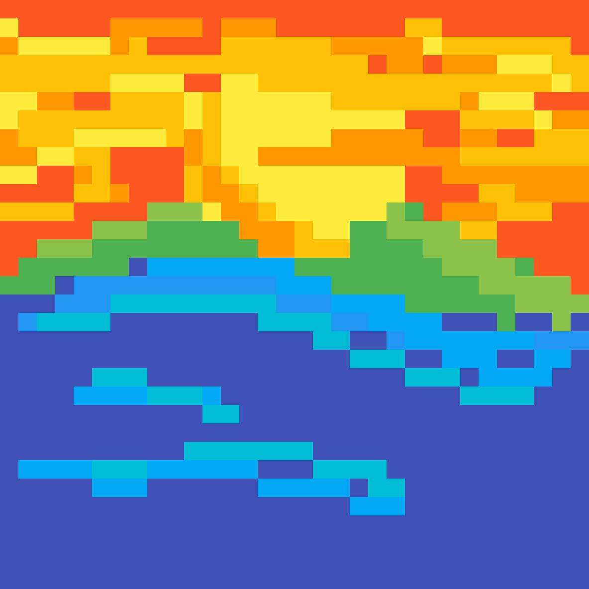 Sunrise by LetsGoMemes
