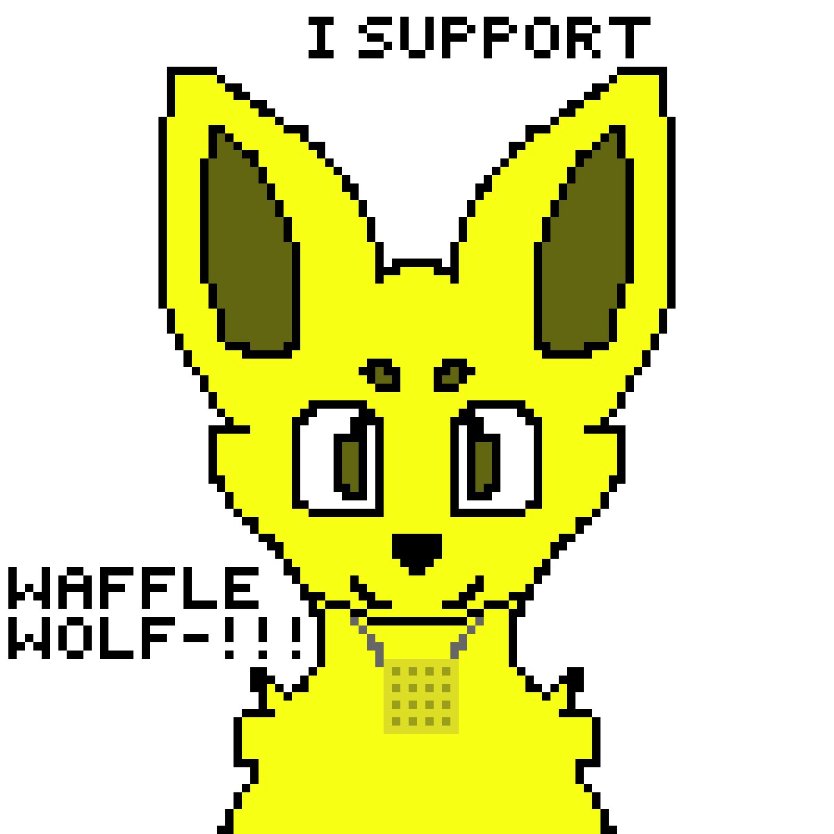 WaffleWolf Supp