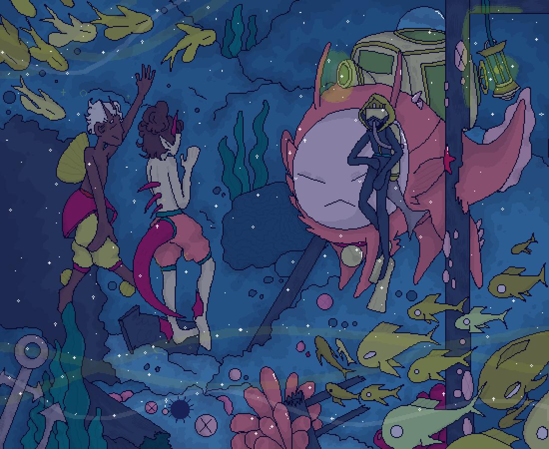 Underwater by Tacosaurus