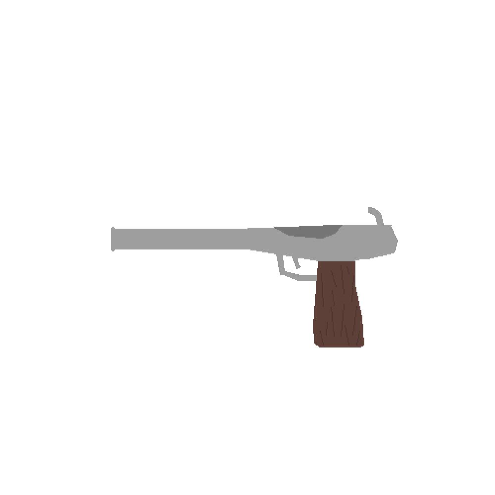 Gun by poore