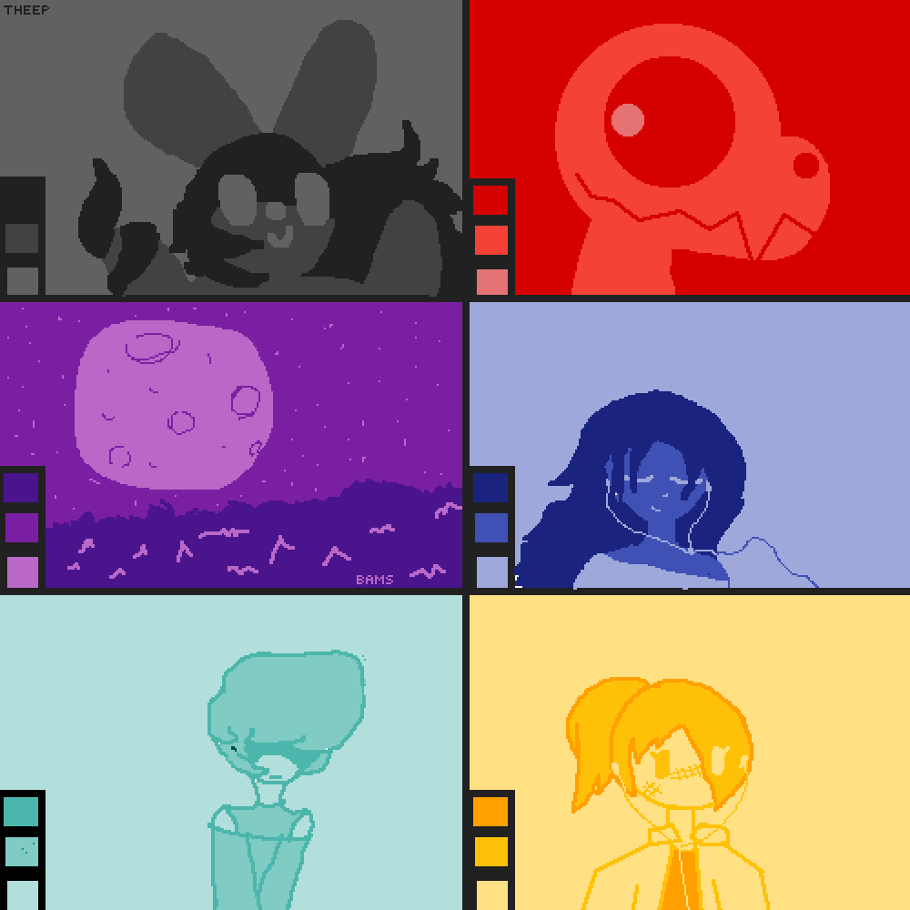 main-image-Color pallet collab (COMPLETED)  by bams