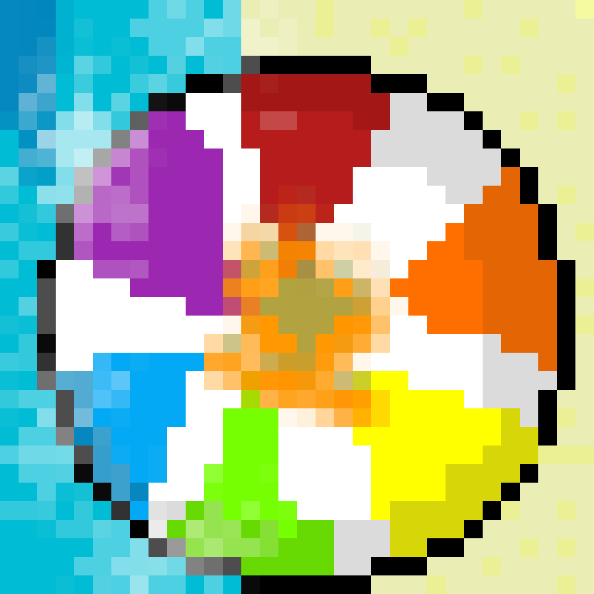 Beach ball by sassygamer