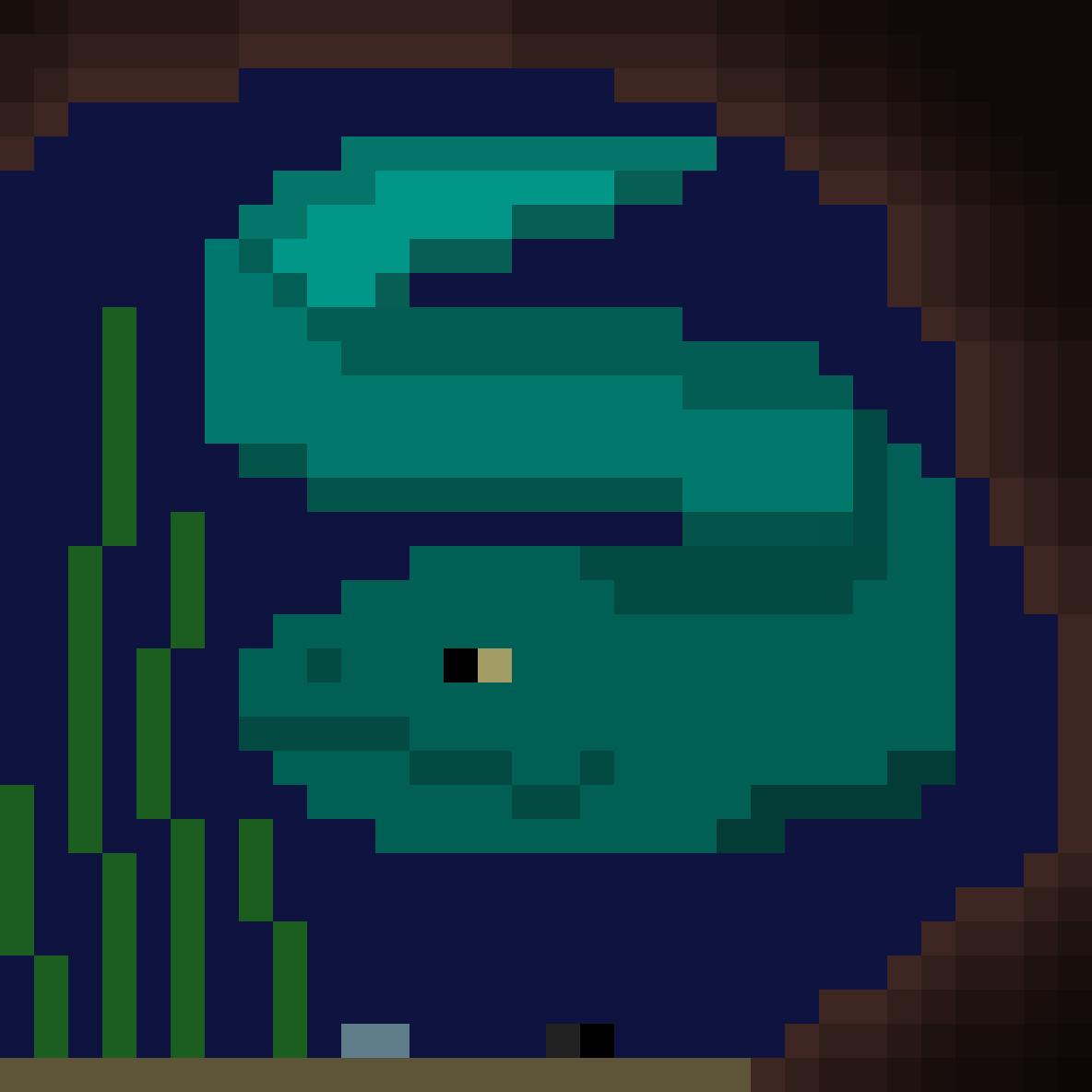 moray by PixelNArt
