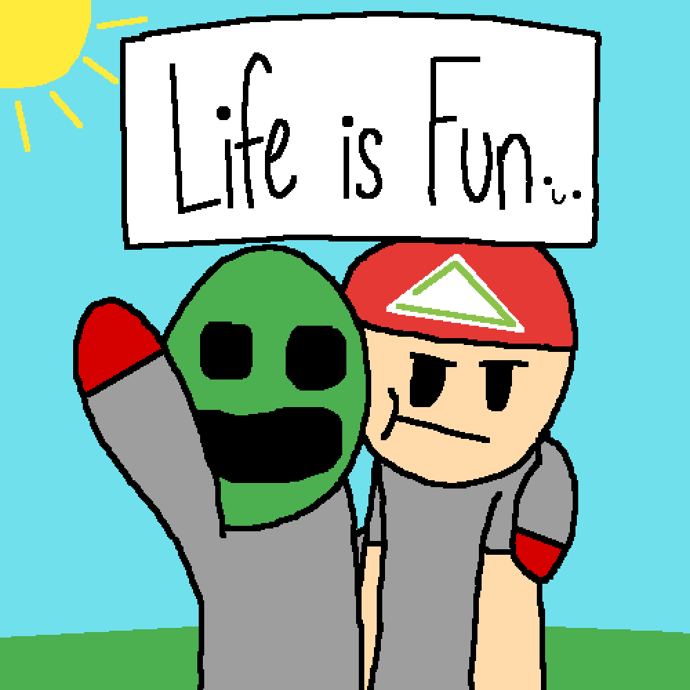 Life is Fun by Smash4life
