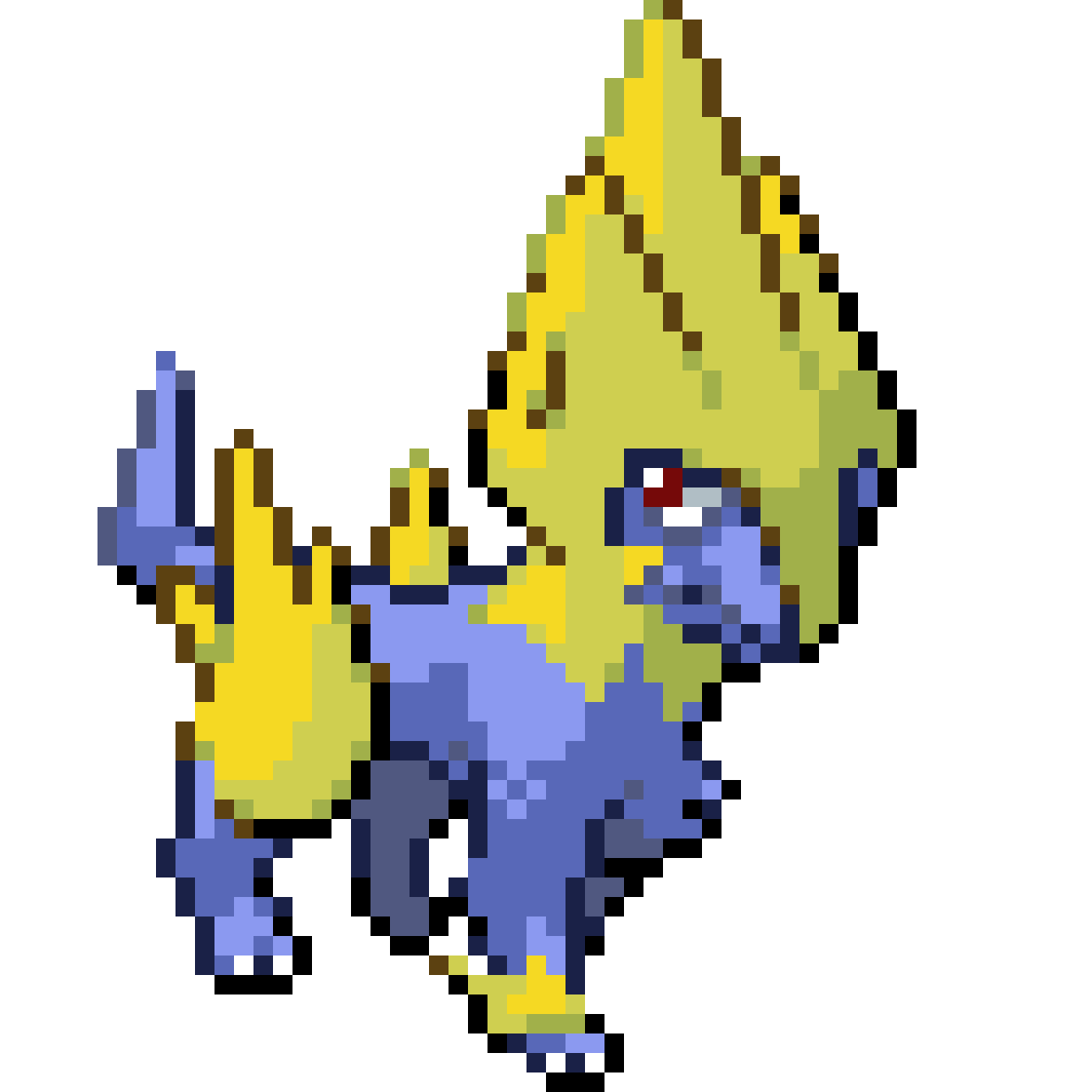 pixilart manectric by lialunroal