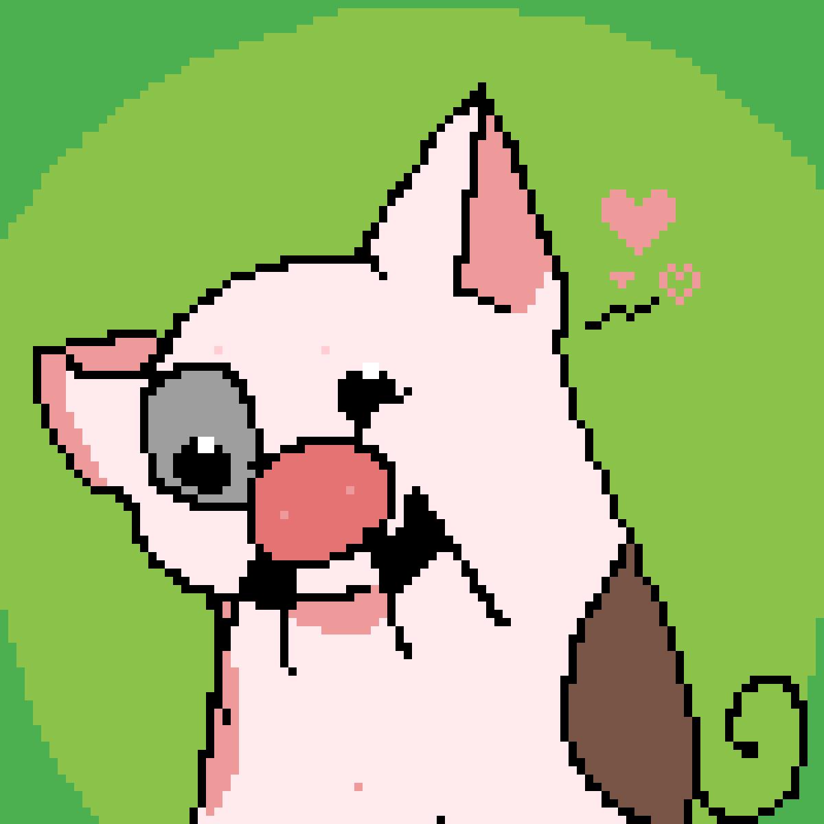 Pig by DrawinStufOwO