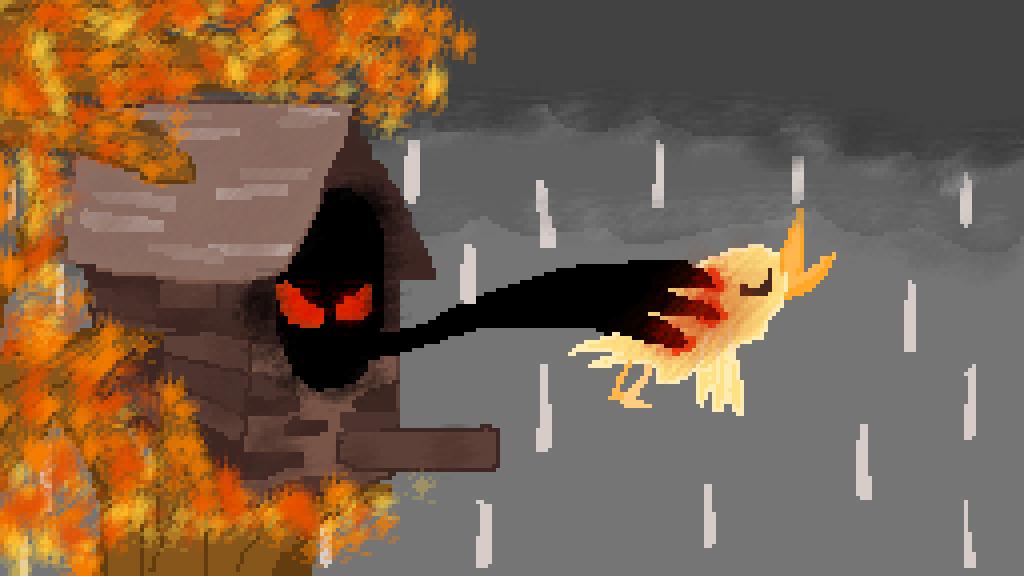 Bird House Monster