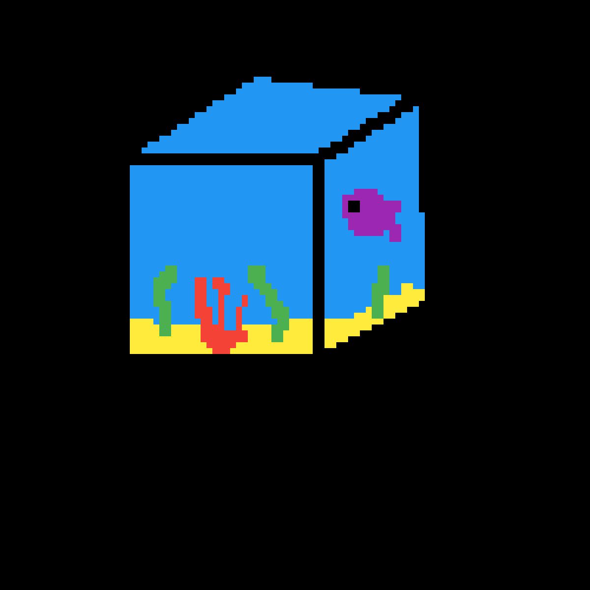 sea in a cube by FunStuff