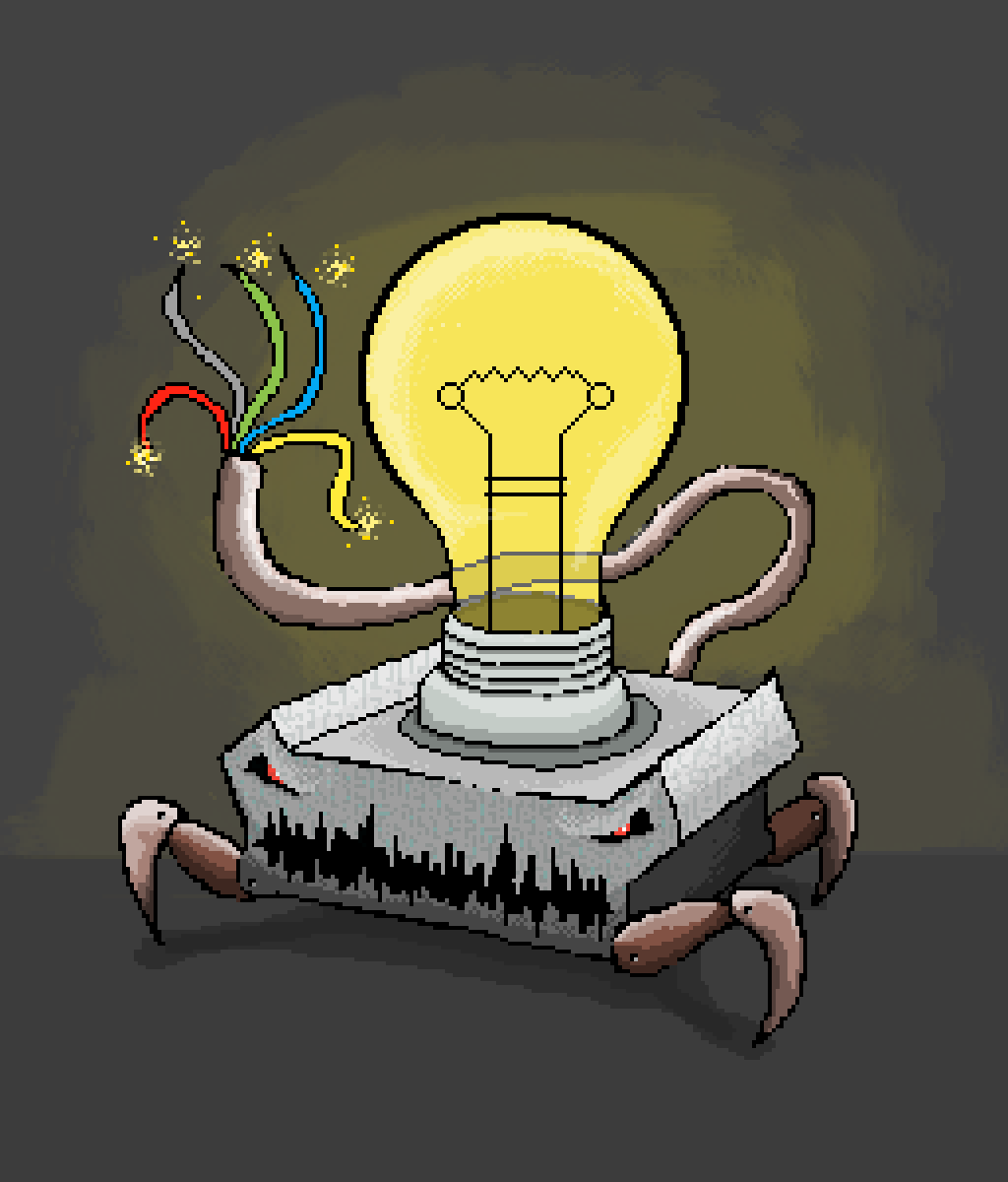 NanoCircuit Bulb