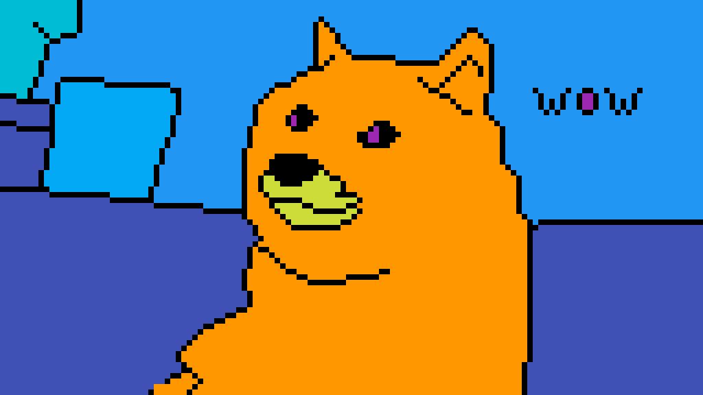 Dog by Mermorgan