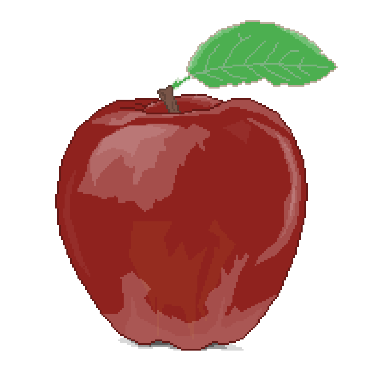 """main-image-""""Real"""" Apple  by The-Gamemaker"""