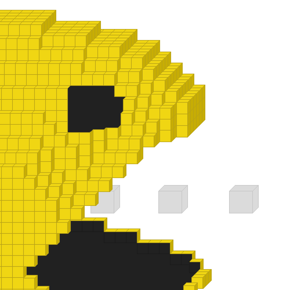 best pac-man ever!!!!!!!! also 3D by tewehigan1