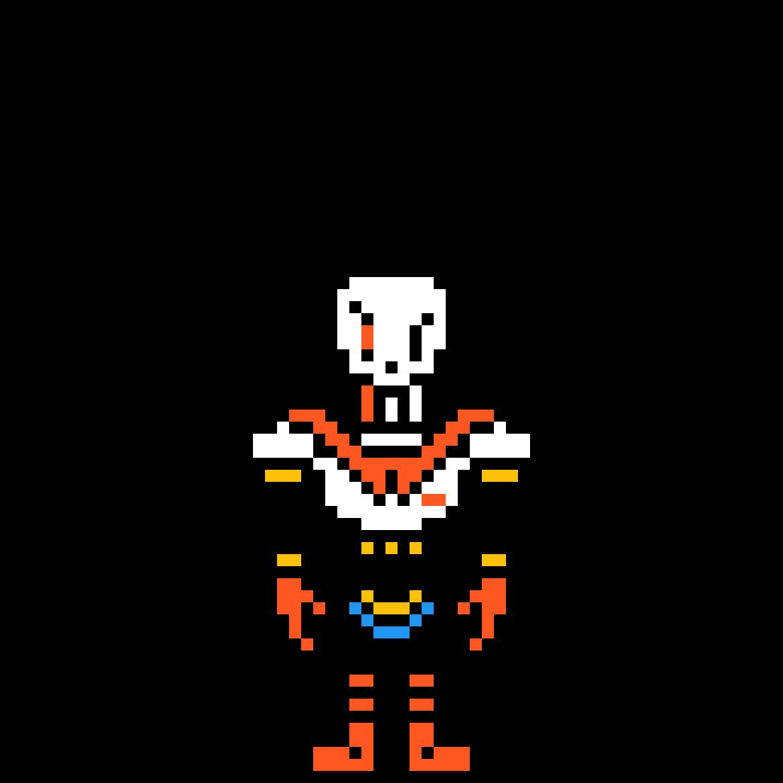 main-image-Dangertale Papyrus  by Eric-Blitz