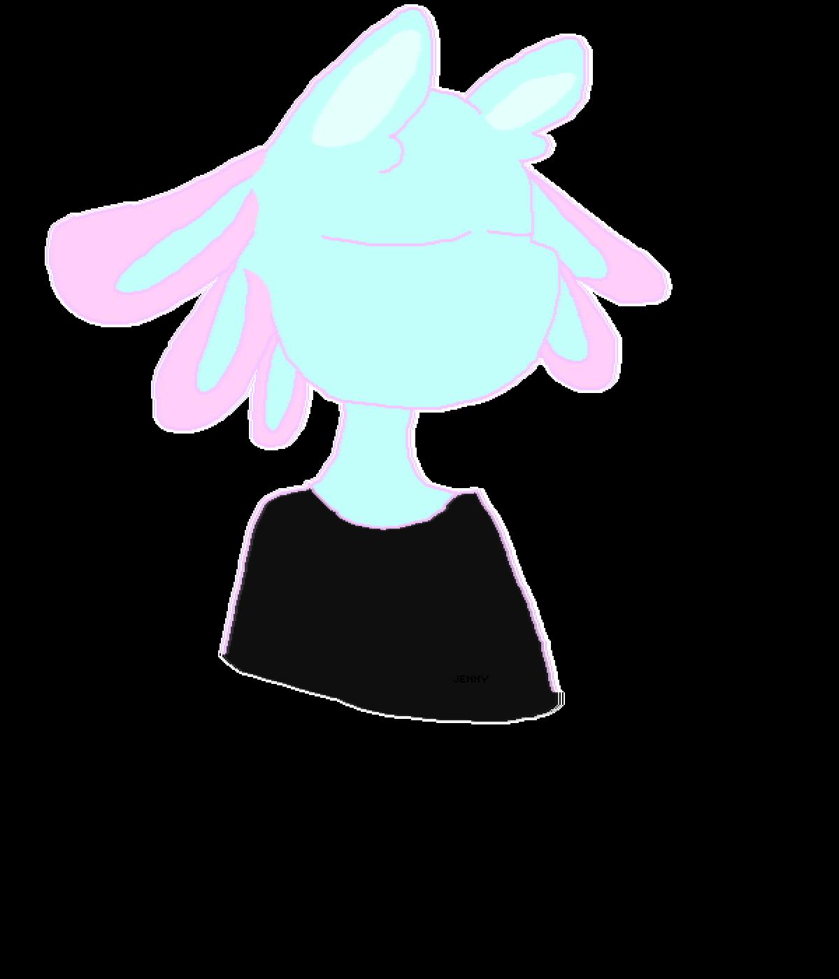 quick pastel doodle by Plush-Lulu