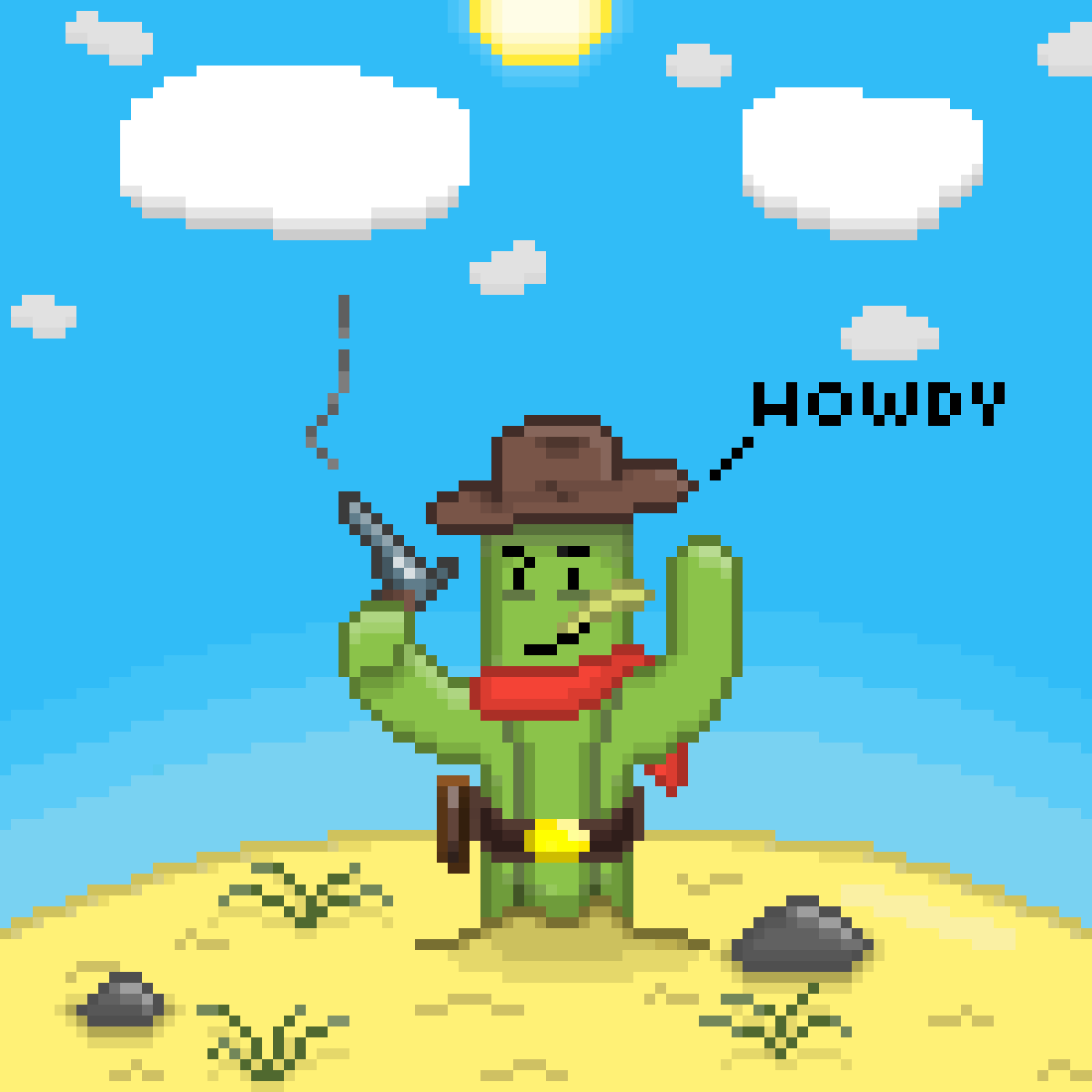 main-image-The Old West Be like  by PixelFarts