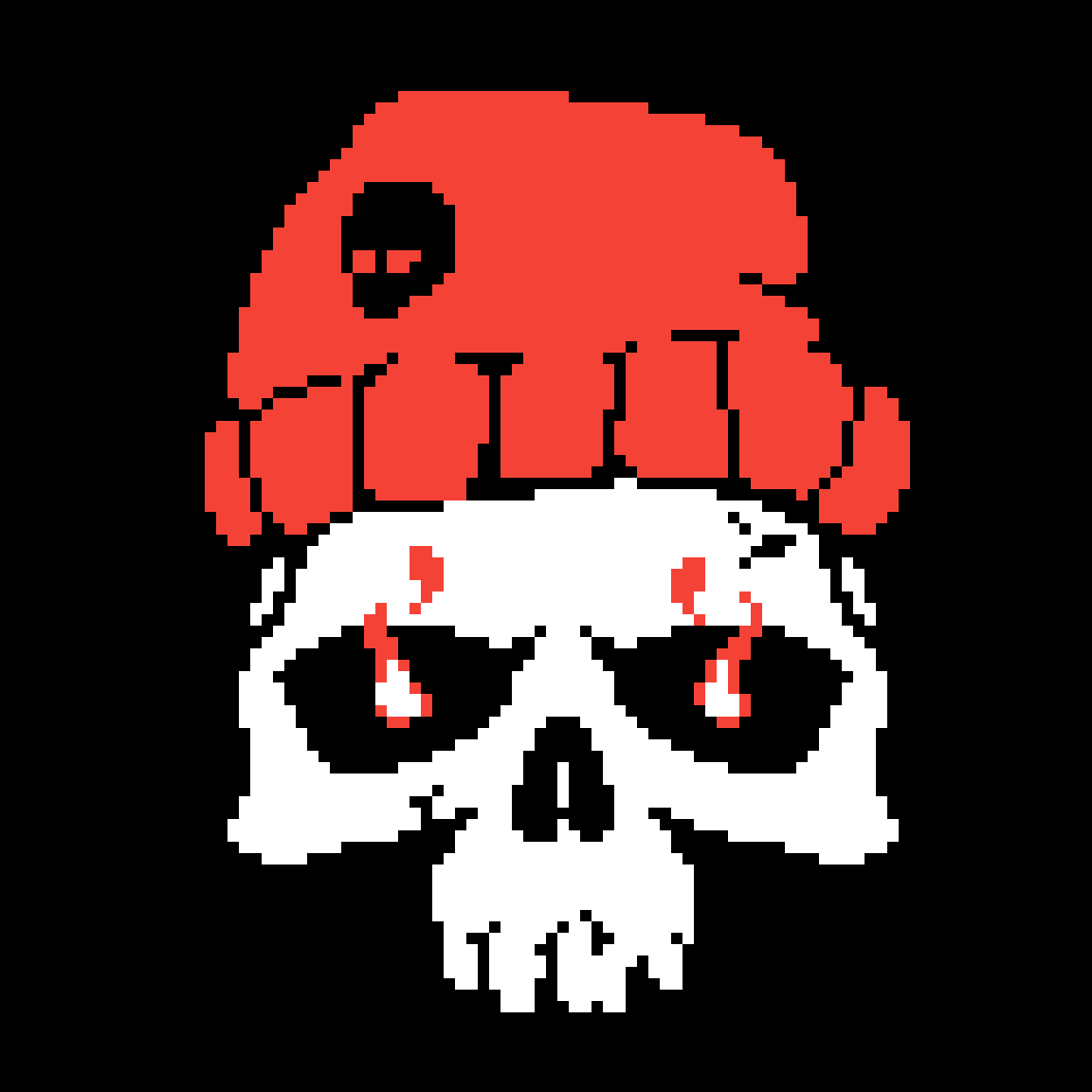 Death Beanie by Df458