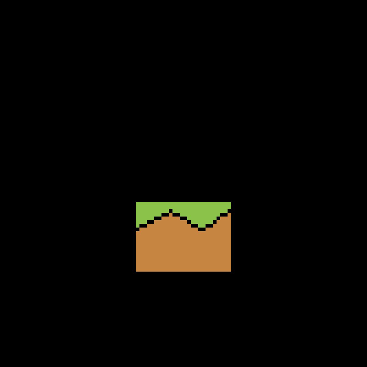 falling block by grashilikemerch