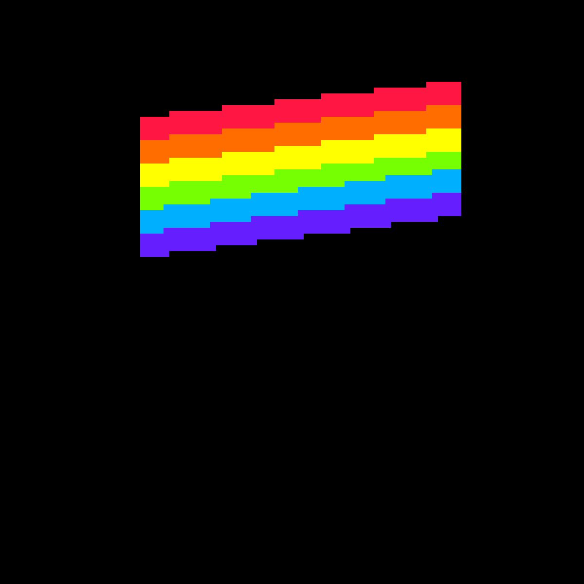 The Pride Flag by AmericanPsycho