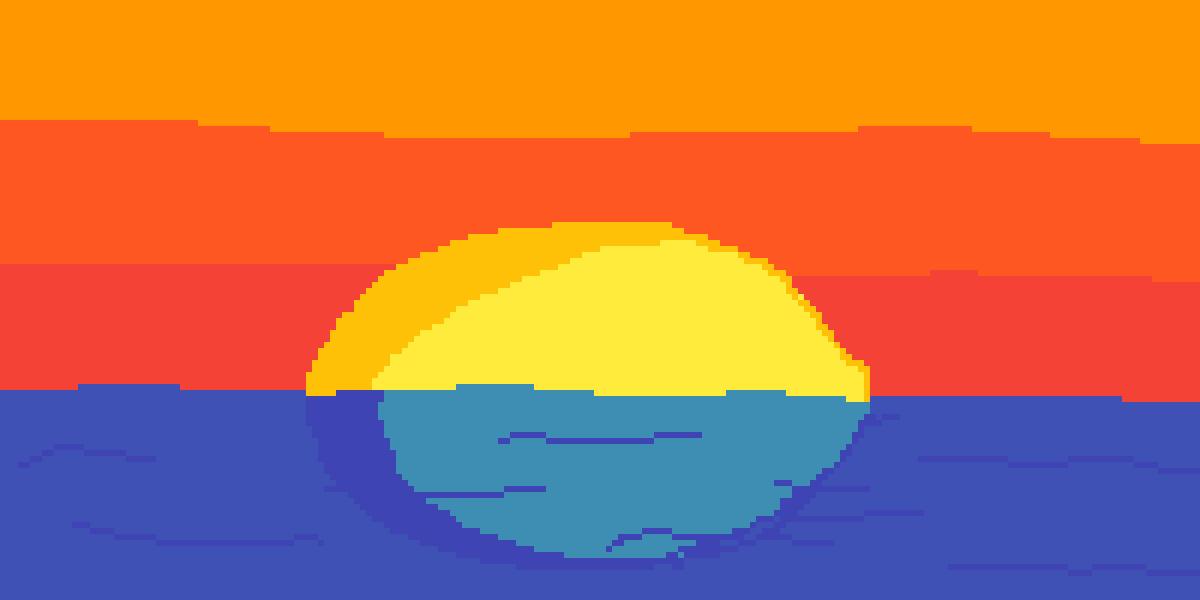 sunset by NaikaC