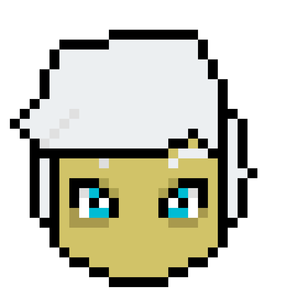30x30 anime face by Tobester