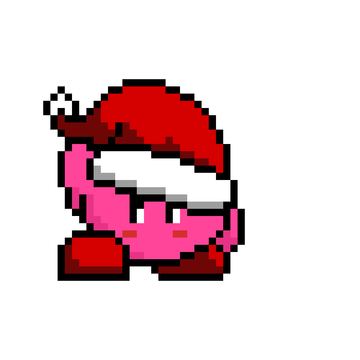 main-image-Christmas kirby  by brightnight23