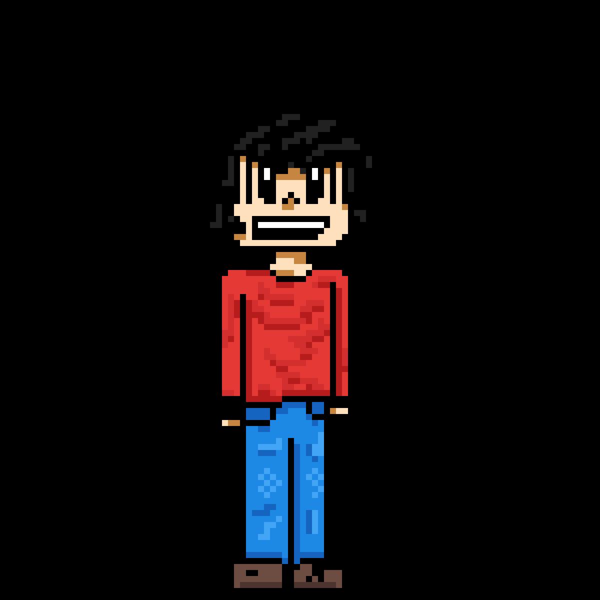 My Comic Figure by Damiantubepixel