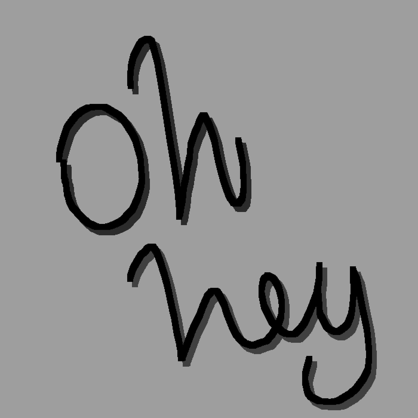 o hey by crispyensemble
