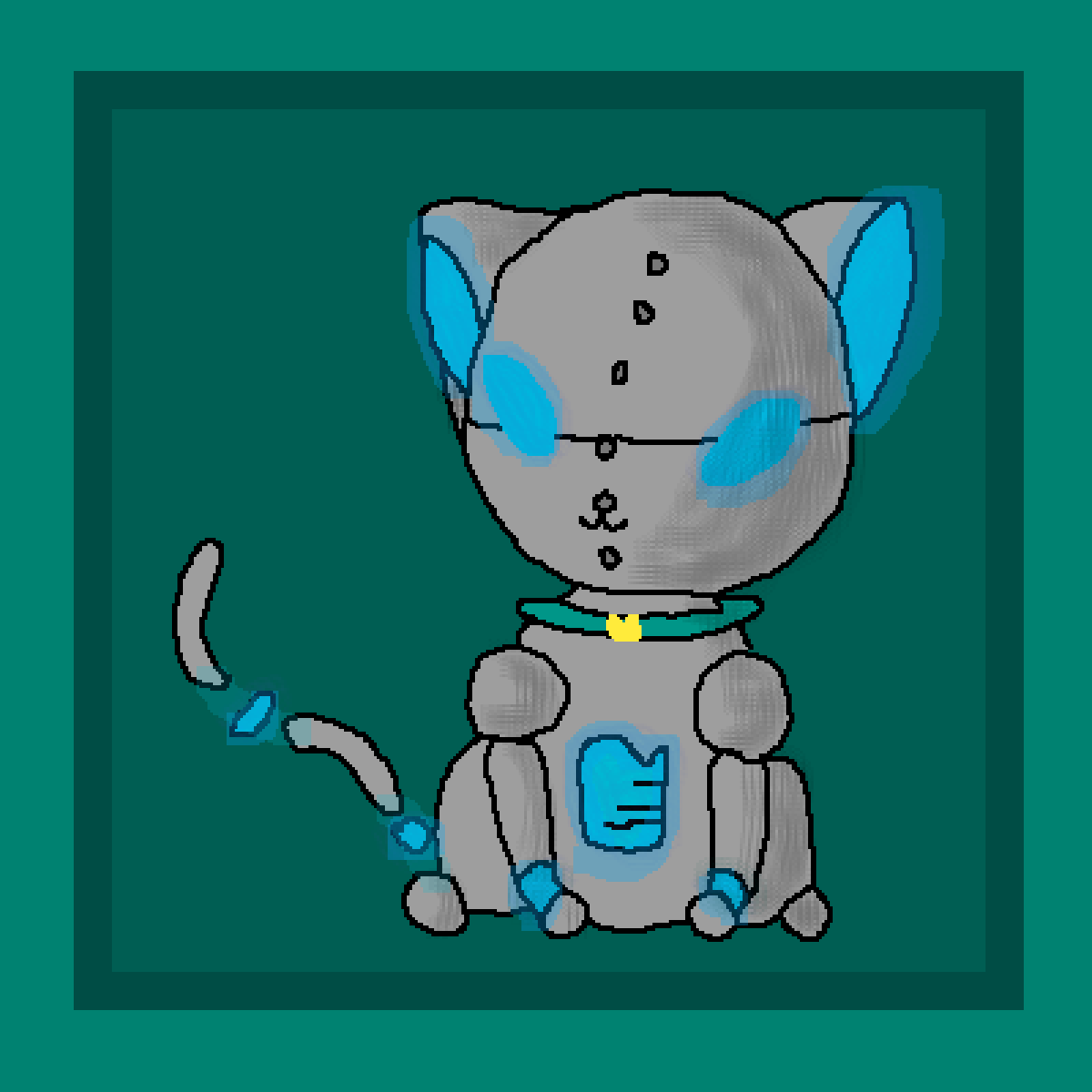 main-image-Request~ Robo Cat  by PurpleKarma