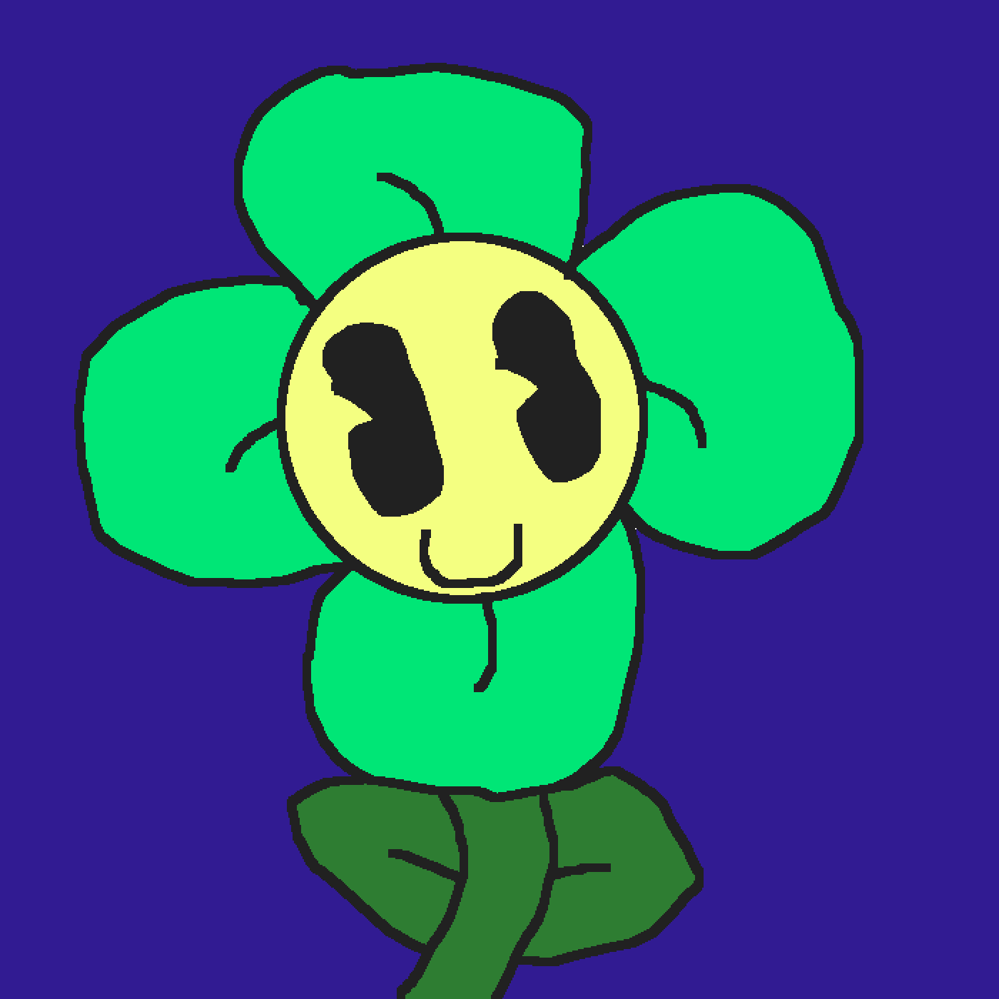 main-image-just a flower  by Bendy-and-Boris