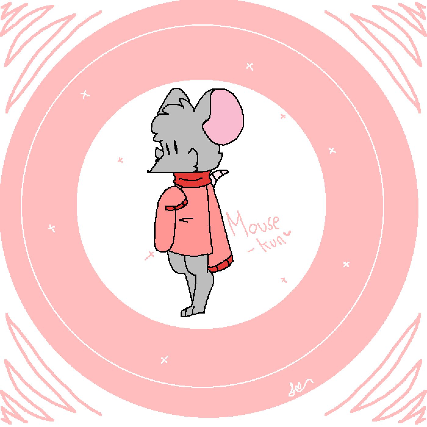 Mouse-kun by alxha-lala