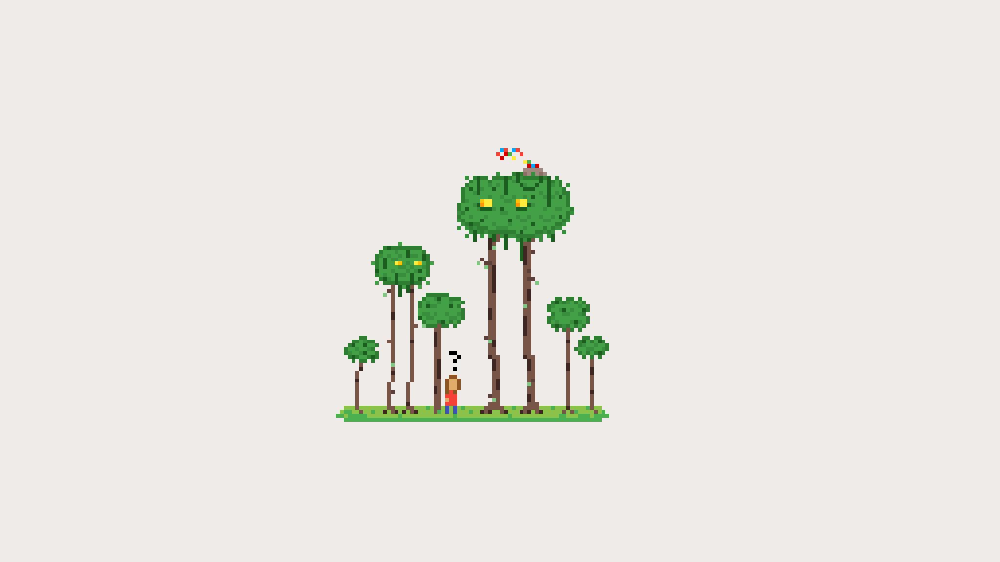 Sneaky Trees