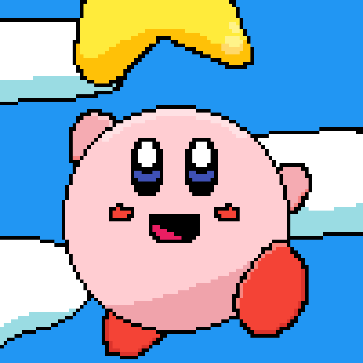 Kirby by Lil-G
