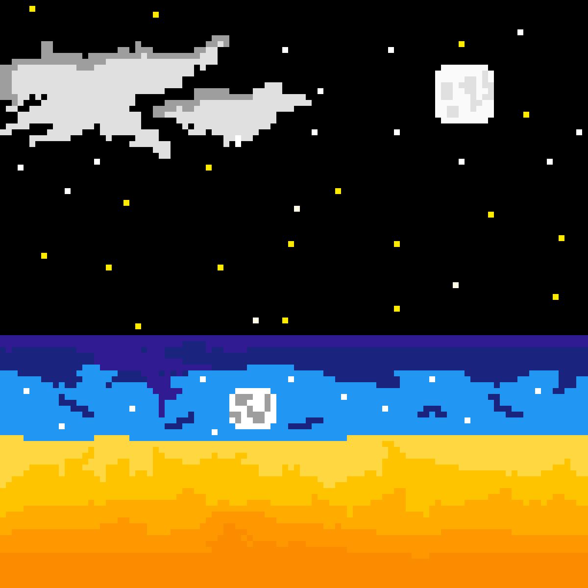 main-image-Moon rise  by Dvernychuk