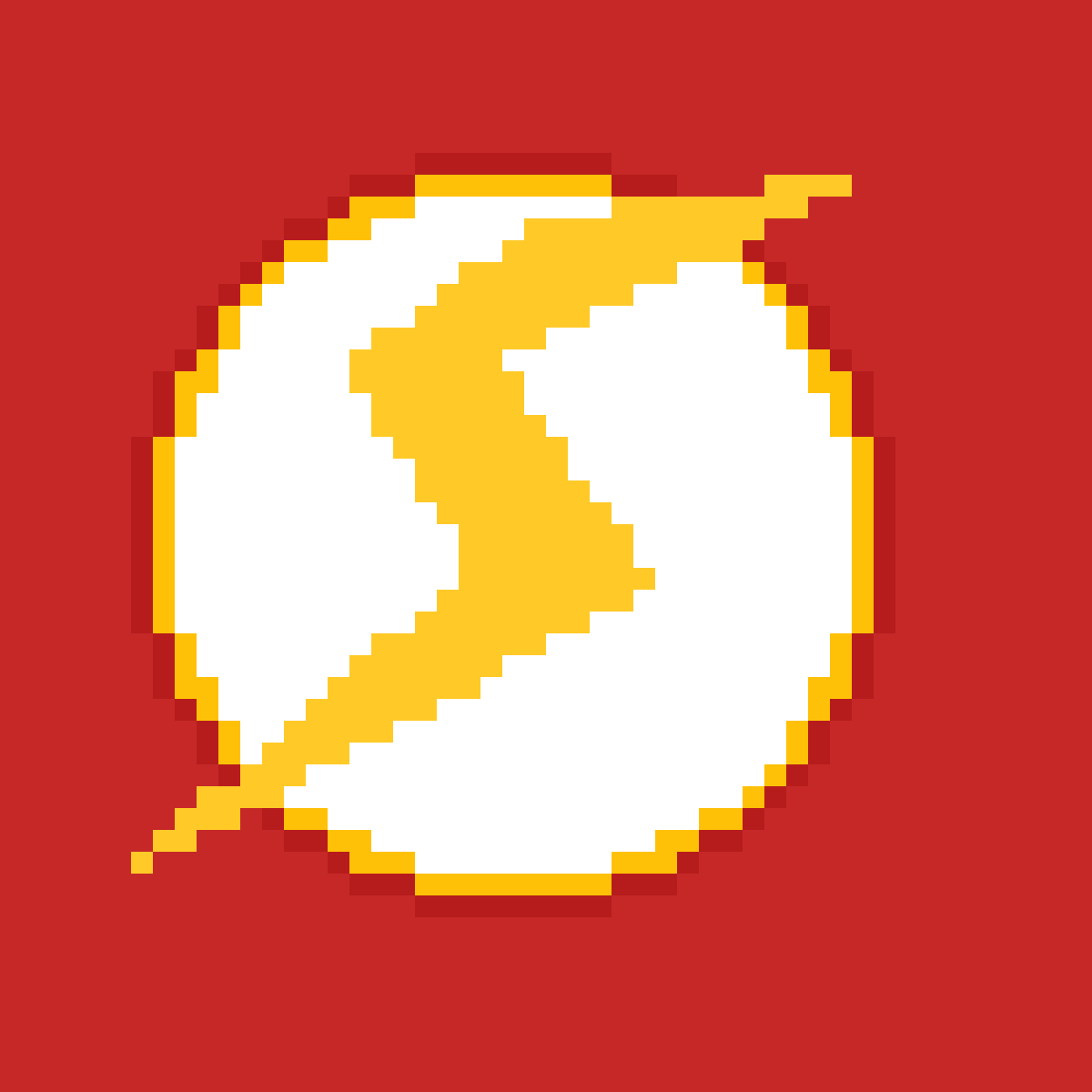 The flash symbol  by Princesscara
