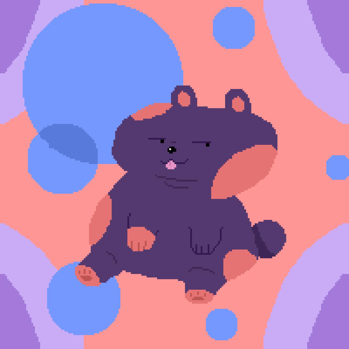 Fluffy by Pixil-Potato