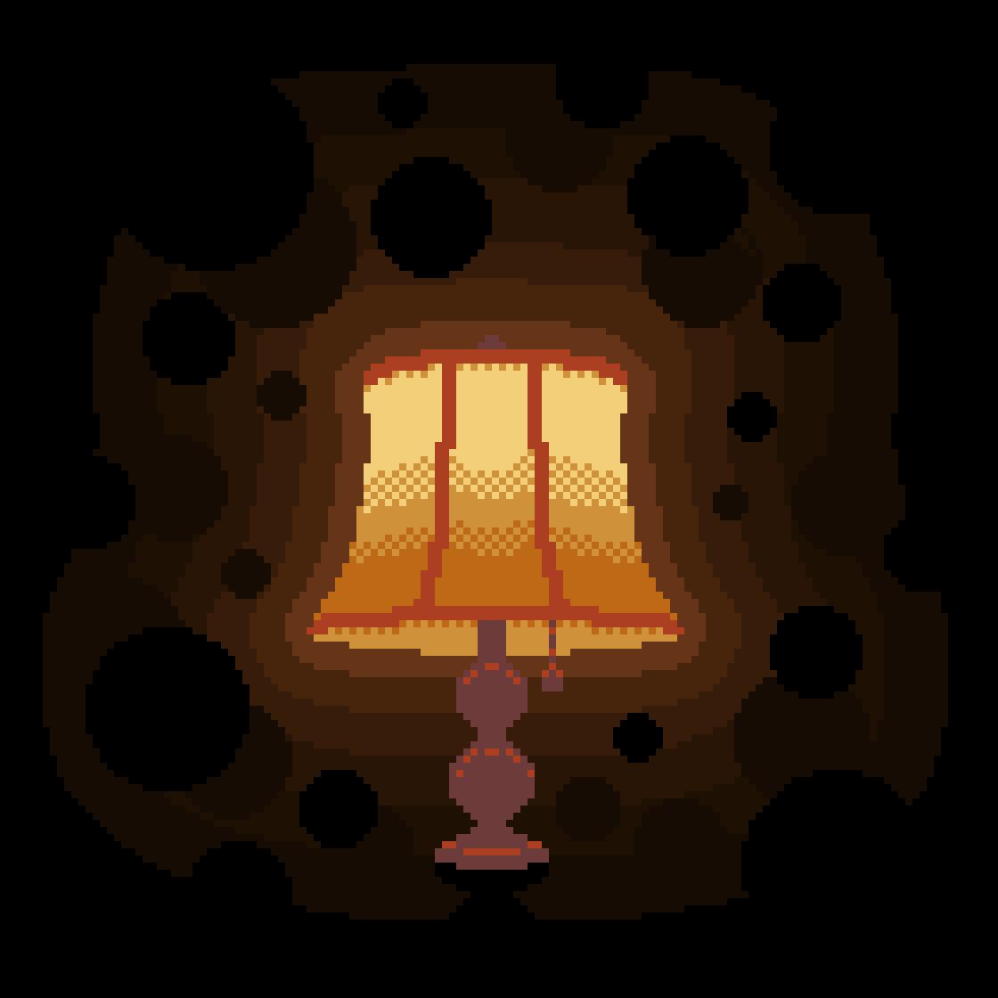 Lone Lamp by OCreativeMe