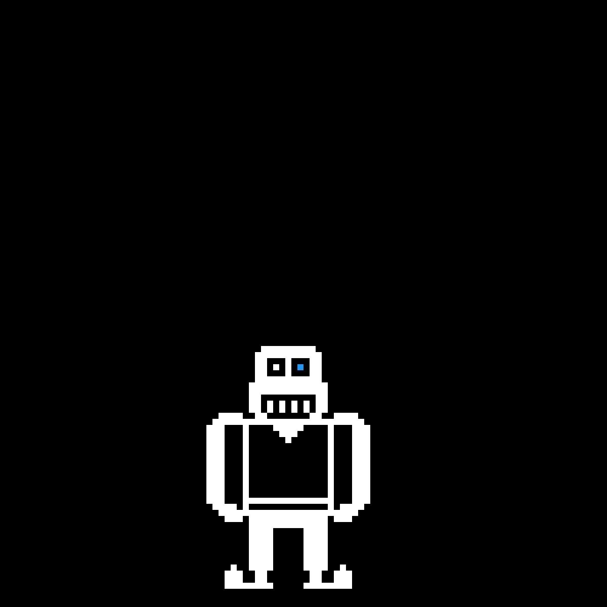 Pixilart Swapswapswapped Sans Battle Sprite By Lilgamer713