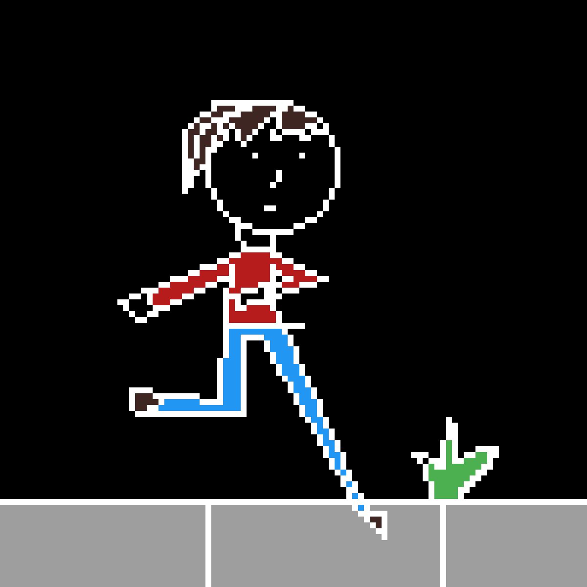 The runner by Anime-Nerd