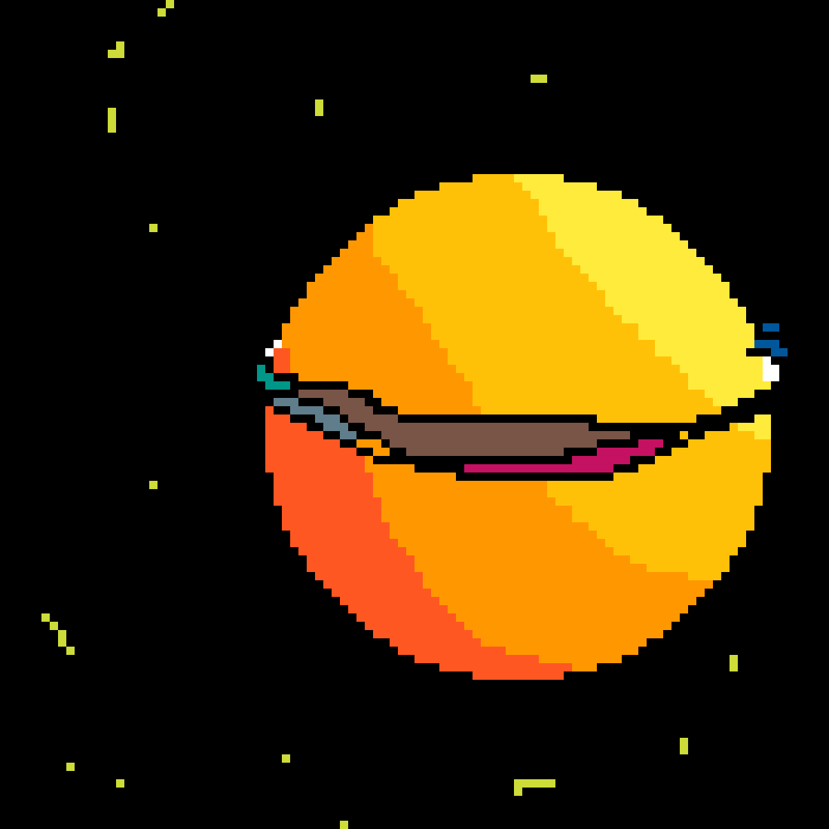 Saturn by memeboy123