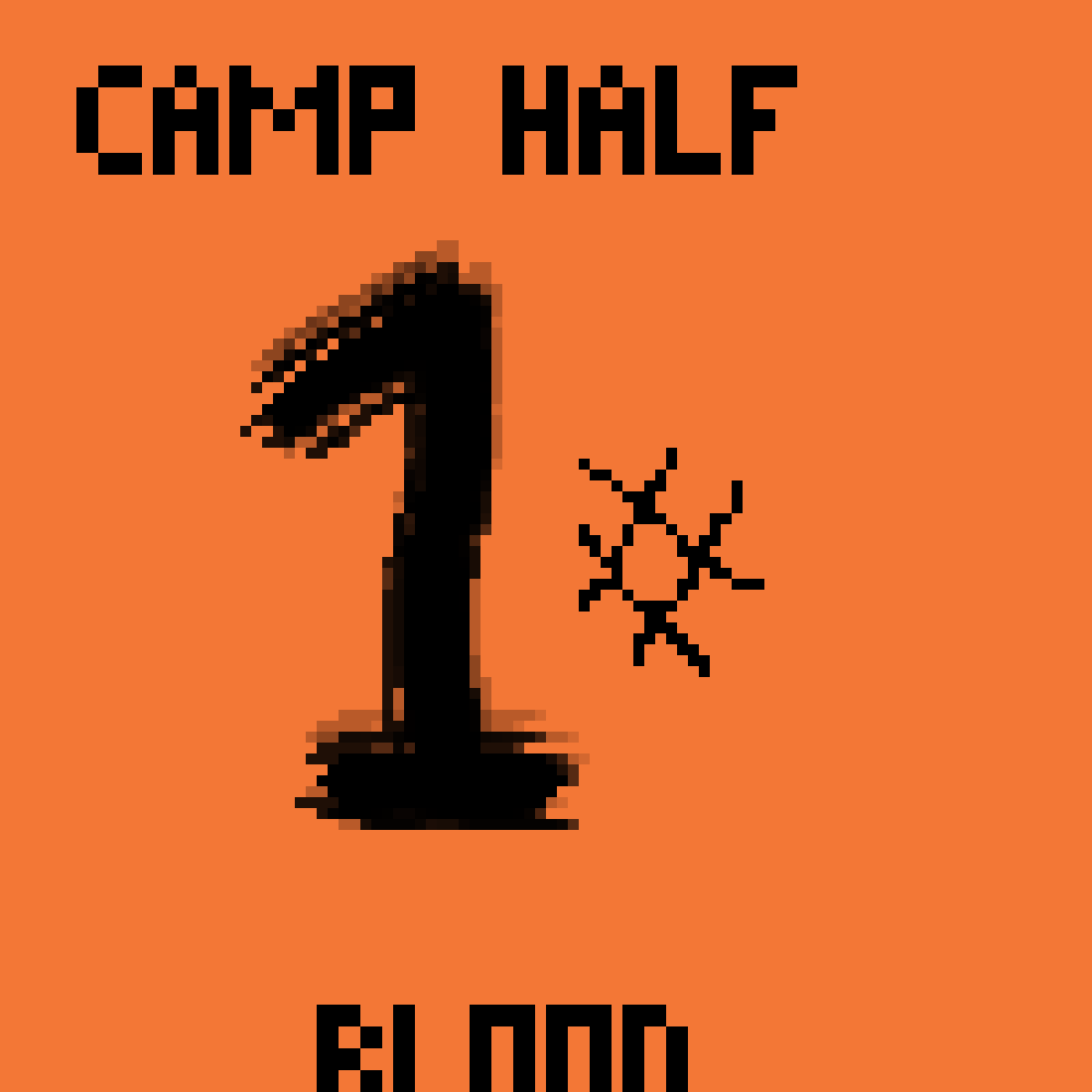 Camp Half Blood is #1 by itsyoboy