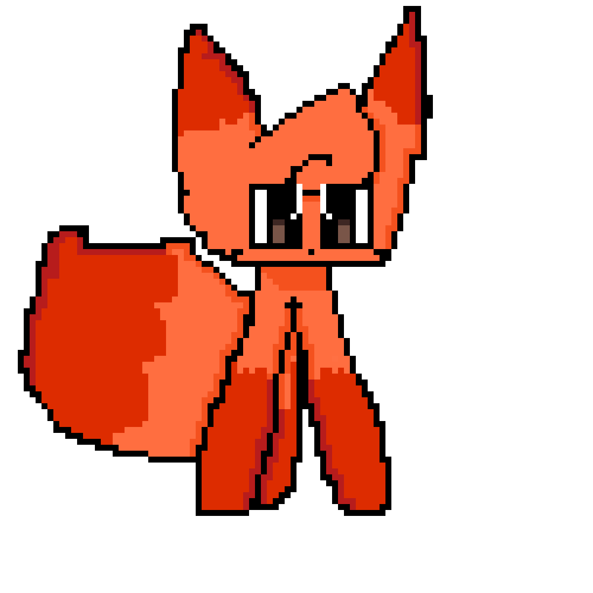 Fox for a contest
