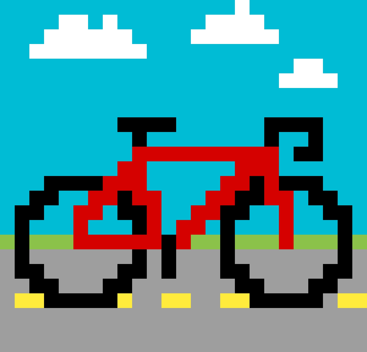 my bike by IsabellaMcglone