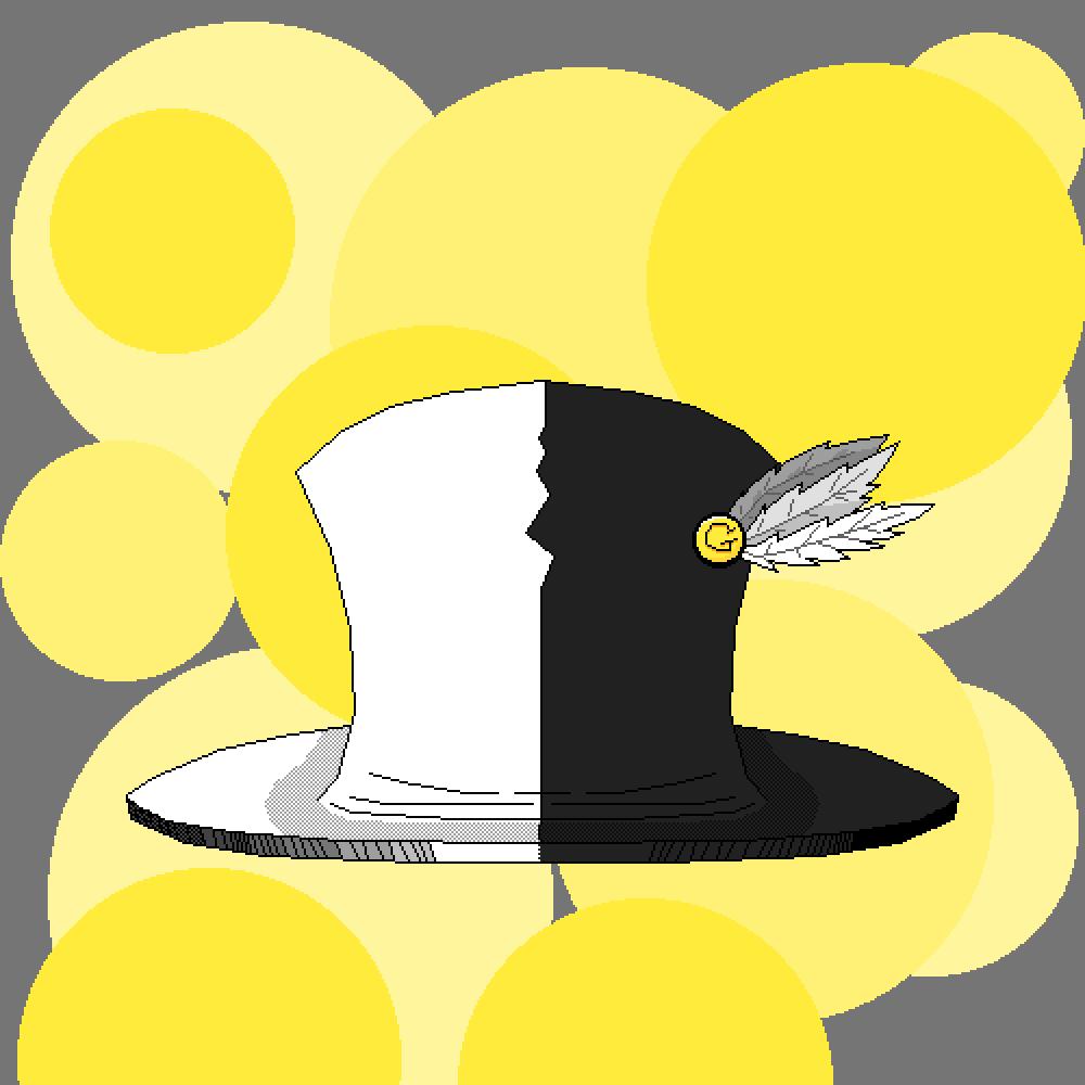 Greed's Hat by FlyingTk