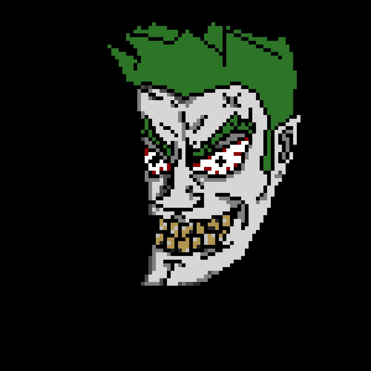 Joker WIP by Impulse