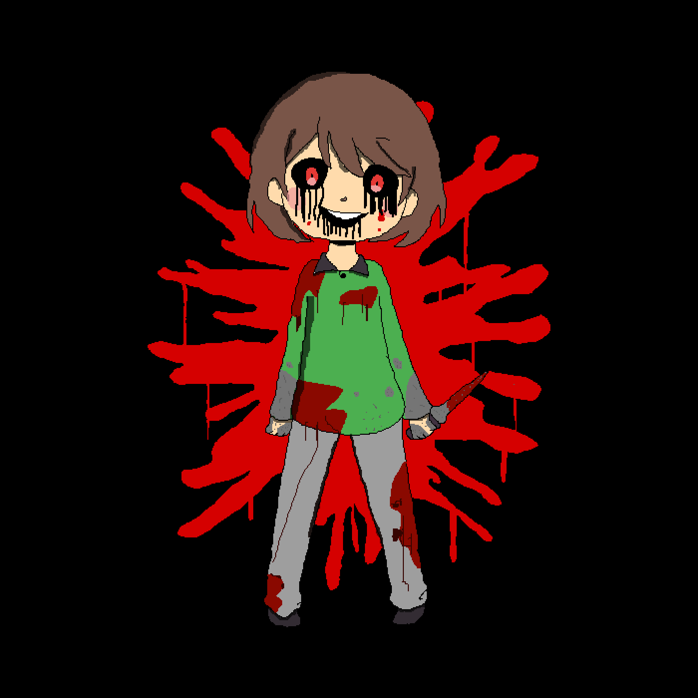 frisk by 12614853